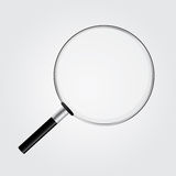 Magnifying glass vector illustration Stock Photo