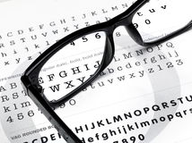 Magnifying glasses Royalty Free Stock Photo