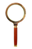 Magnifying Lens Stock Photo