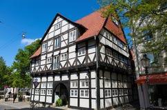 Magniviertel in Braunschweig Royalty Free Stock Images