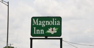 Magnolia Inn Stock Images