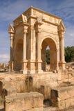 Magnum de Líbia Tripoli Leptis Fotos de Stock