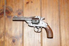 Magnumbuteljvapen för 44 kaliber Royaltyfri Bild