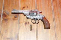 Magnumbuteljvapen för 44 kaliber Royaltyfria Foton