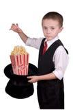 Mago del niño Imagen de archivo libre de regalías