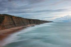 Magoito plaża Fotografia Stock