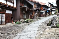 Magome Stock Images