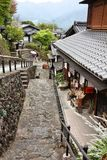 Magome, Japan Stock Images