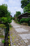 Magome-juku Stock Photo