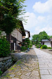 Magome-juku Stock Photography