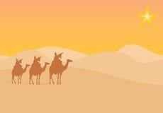 magos 3 королей бесплатная иллюстрация