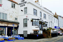 Magpie Cafe, Whitby. Stock Photography
