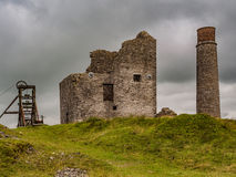 Magpie Mine Royalty Free Stock Photography