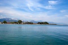 Magra River - Liguria and Toscana Italy Royalty Free Stock Photos