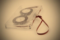 MAGTAPE, Retro, Analog carrier to Information Royalty Free Stock Photo