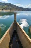 Maguga水坝,斯威士兰 库存照片