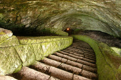 Magura洞,贝洛格拉奇克,保加利亚 库存照片