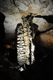 Magura洞,贝洛格拉奇克,保加利亚 免版税库存照片