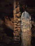 Magura cave (Vidin province, Bulgaria) Stock Images