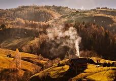 Magura landscape, Brasov Royalty Free Stock Photos