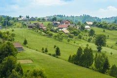 Magura - mountain village Stock Image