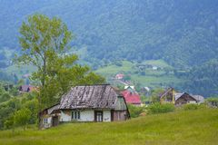 Magura village Stock Images