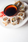 Maguro rolls Royalty Free Stock Images