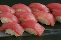 Maguro sushi Royalty Free Stock Photos