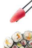 Maguro sushi Stock Image