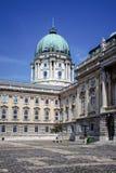 Magyar Nemzeti, Budapest, Hungary Royalty Free Stock Photography