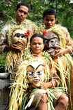 The Mah Meri People Stock Image