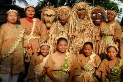 Mah Meri people Royalty Free Stock Photos