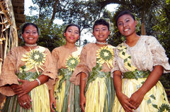 Mah Meri people Stock Photos
