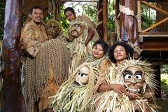Mah Meri People fotografie stock