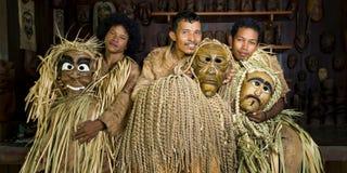 Mah Meri People Stock Image