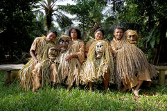 Mah Meri People Stock Photos