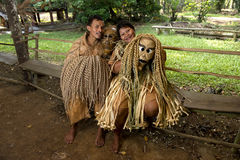 Mah Meri People Royalty Free Stock Photography