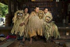 Mah Meri People Royalty Free Stock Photography