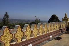 Maha Ant Htoo Kan Thar Pagoda Pyin Oo Lwin (Maymyo) Arkivfoto