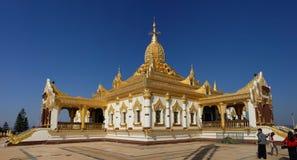 Maha Ant Htoo Kan Thar Pagoda Pyin Oo Lwin (Maymyo) Arkivbilder