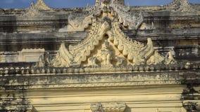 Maha Aung Mye Bon Zan kloster lager videofilmer