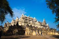 Maha Aung Mye Bon Zan Monastery Royalty Free Stock Photography