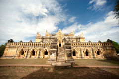 Maha Aung Mye Bon Zan Monastery. Royalty Free Stock Photos