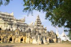 Maha Aung Mye Bon Zan Monastery Royalty Free Stock Photo