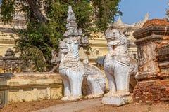Maha Aungmye Bonzan, Mandalay Stock Image