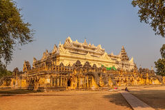 Maha Aungmye Bonzan, Mandalay Royalty Free Stock Photos