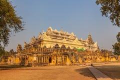 Maha Aungmye Bonzan, Mandalay Royalty Free Stock Photos