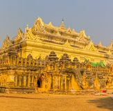 Maha Aungmye Bonzan, Mandalay Royalty Free Stock Photo