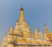 Maha Aungmye Bonzan, Mandalay Stock Photography