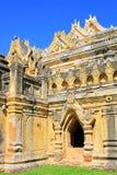 Maha Aungmye Bonzan Monastery, Innwa, το Μιανμάρ Στοκ Εικόνα